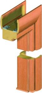 Ościeżnica stała MINIMAX 100mm