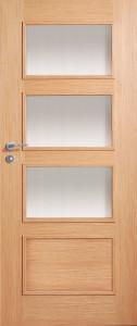 drzwi fornirowane styl 3