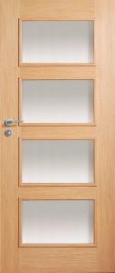 drzwi fornirowane styl 4